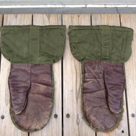 Military N-4B mitten gloves