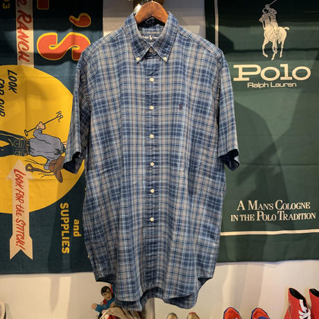 Polo Ralph Lauren BLAKE check shirt (L)