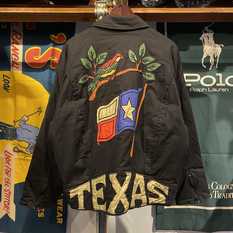 indio TEXAS cotton jacket (M)