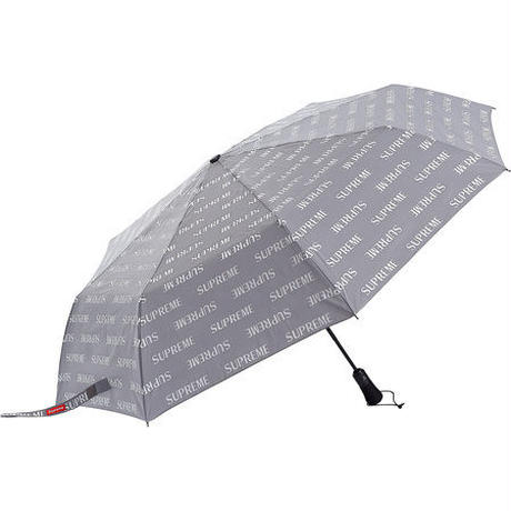 Supreme × Shedrain reflector folding umbrella