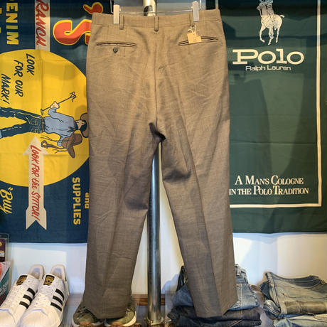 【web限定】no brand polyester pants