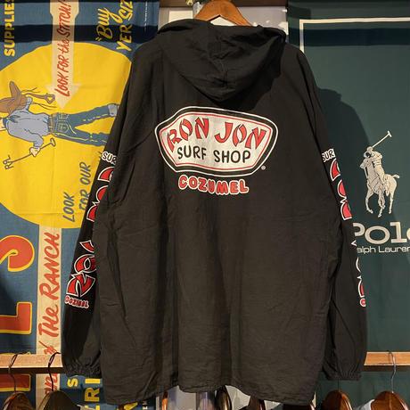 RONJON logo surf light hoodie (3XL)