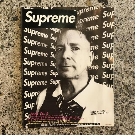 Supreme book Vol.6