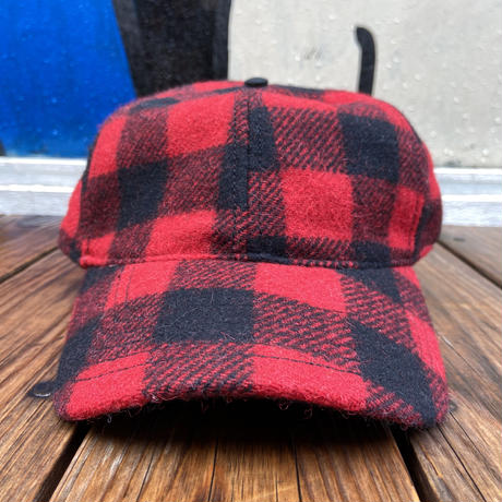 WOOL RICH Flannel Cap (XL)