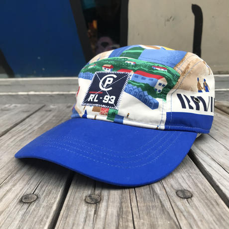 POLO RALPH LAUREN RIVIERA 5panel cap