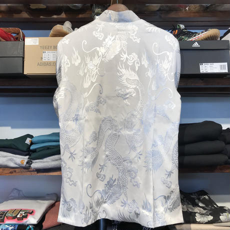 Vintage reversible china shirt