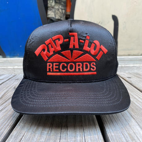 Supreme × RAP-A-LOT nylon snapback