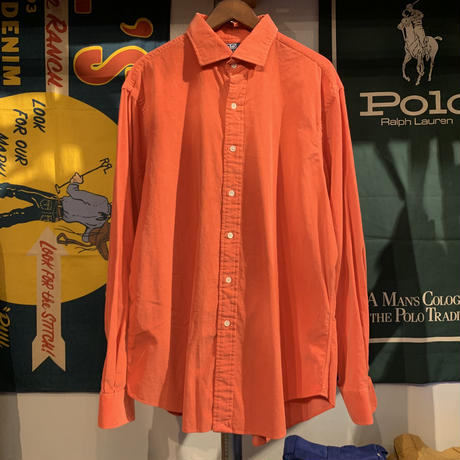 POLO RALPH LAUREN clasic fit shirt (XL)