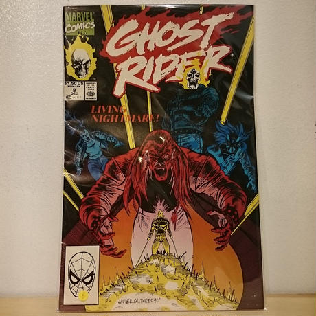 "MARVEL COMICS""GHOST RIDER""(6)"