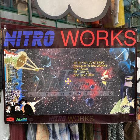 "NITRAID ""NITRO WORKS"" A1 poster"