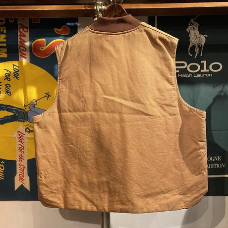 Carhartt duck vest (4XL)