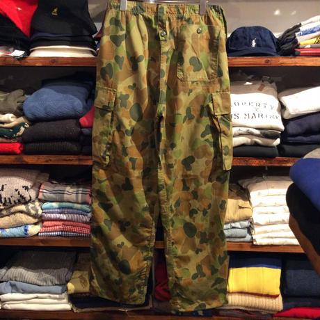 Military camo pants