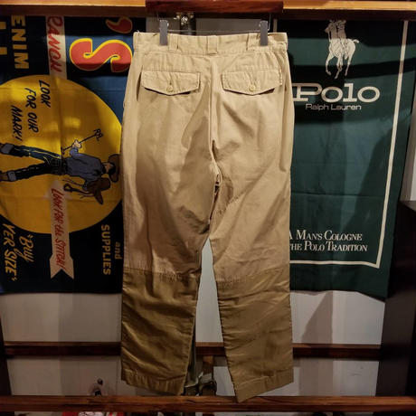 BUSHMASTER patched hunting pants (34)