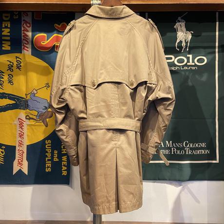 MEN'S MELROSE liner 2WAY trench coat (M)