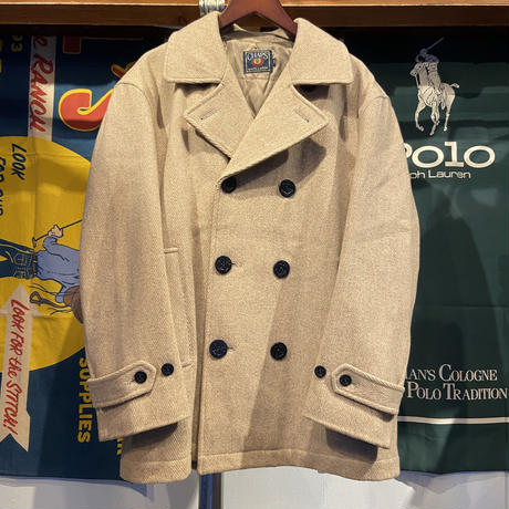 CHAPS RALPH LAUREN button jacket (M)