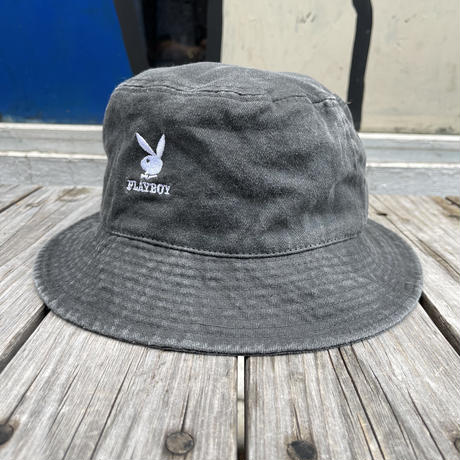 PLAYBOY logo embroidery hat