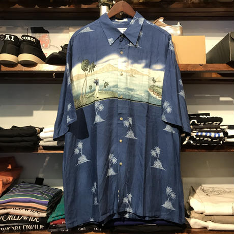 Pierre Cardin vacation shirt (L)