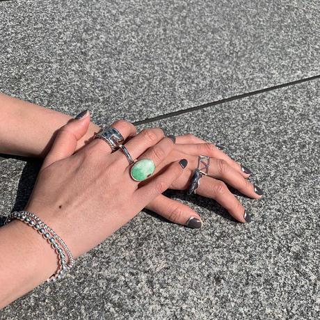 Ball chain bracelet(L)