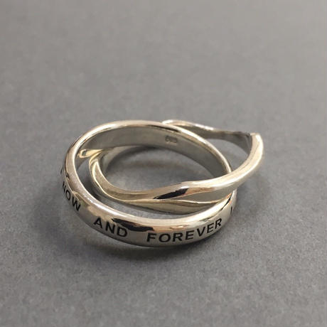to be ring