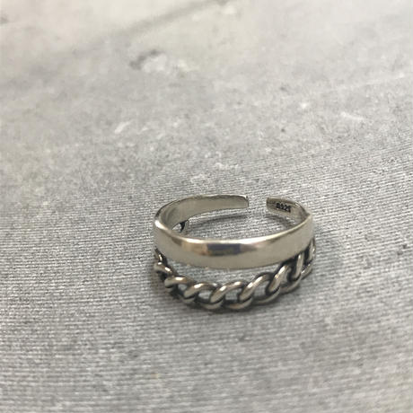 Two consecutive ring