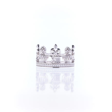 Nameless crown【White】