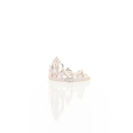 Tiara Heart【White】