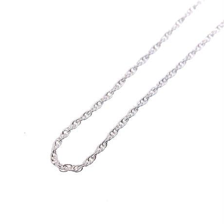ロープチェーン(Silver925)