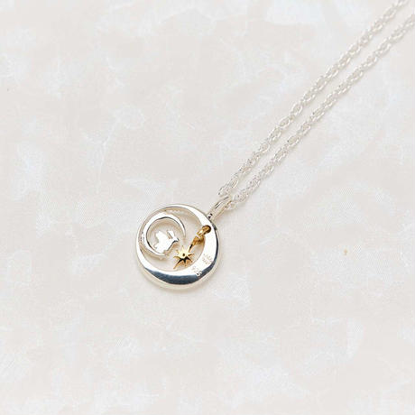 Rabbit Star Moon【Silver】