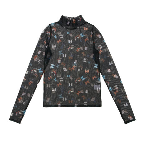 TATOO PRINT LONG SLEEVE