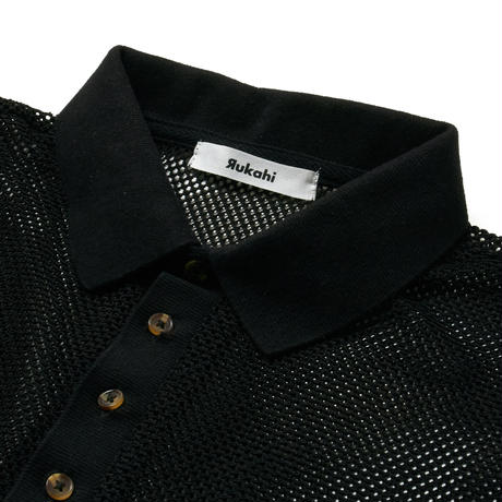 DAY OFF POLO BLACK