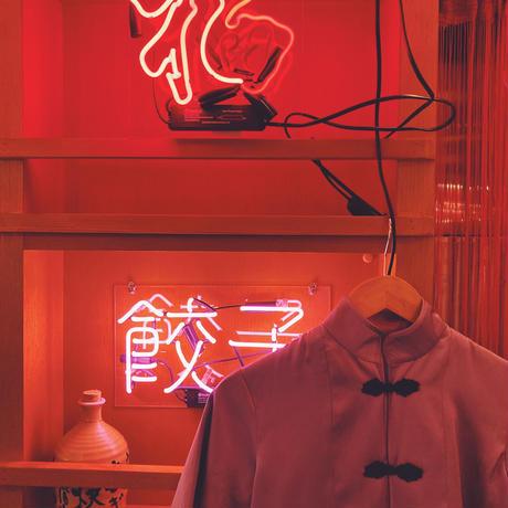 SHANGHAI STYLE SHIRT (PURPLE) 70005