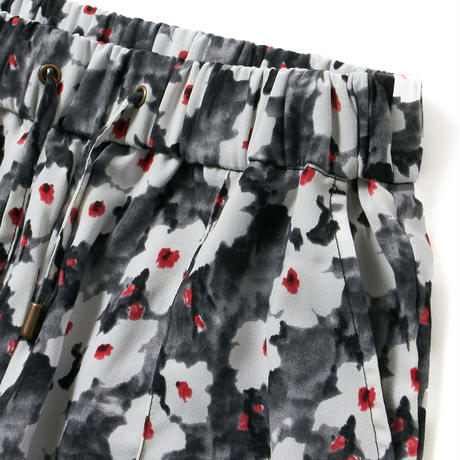 FLOWER EASY PANTS