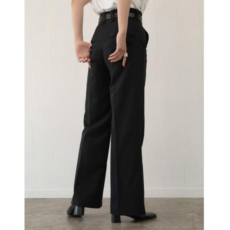 SET UP STRAIGHT PANTS(60001)