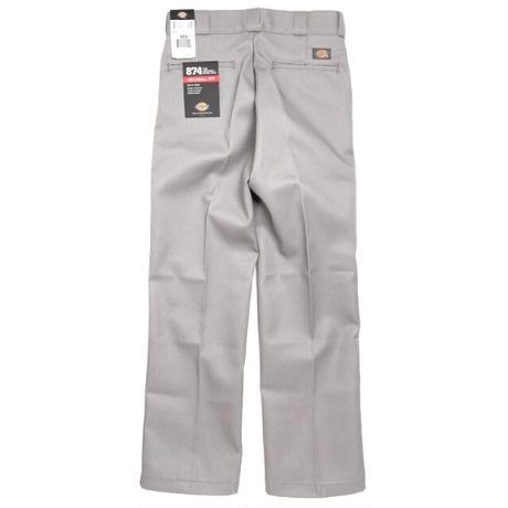 Dickies Original 874 Work Pants - Silver
