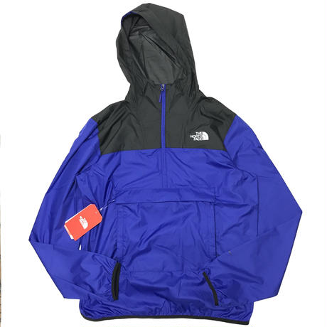 THE NORTH FACE FANORAK - BLUE/BLACK