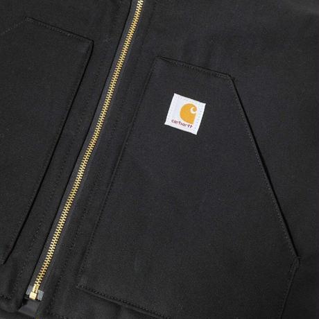 Carhartt V01 Duck Vest - Black