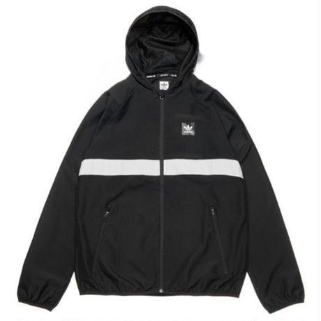 adidas BLACKBIRD WIND JACKET - BLACK/WHITE