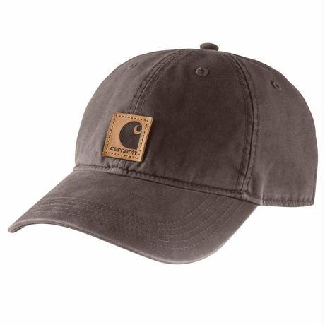 CARHARTT ODESSA CAP - DARK COFFEE