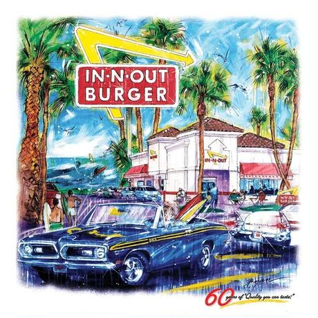 IN-N-OUT 2008 60TH ANNIVERSARY-WHITE