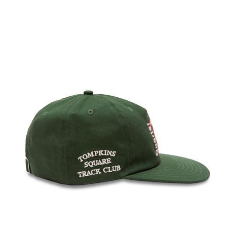 Quartersnacks Party Cap - Forest Green