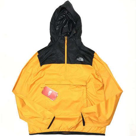 THE NORTH FACE FANORAK - YELLOW/BLACK