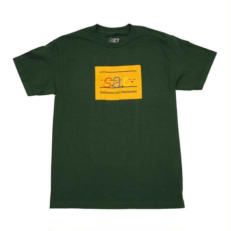 BRONZE 56K  SAE TEE FOREST GREEN
