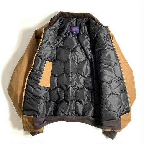 King Louie Canyon Full Fit Duck Jacket - Brown