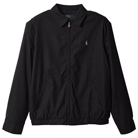 POLO RALPH LAUREN Bi Swing Windbreaker - BLACK