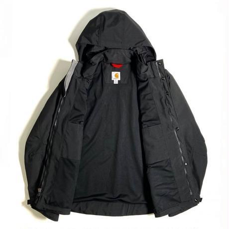 Carhartt J162 Storm Defender Shoreline Jacket - Black
