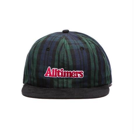 ALLTIMERS BASEMENT HAT  NAVY/BLACK/GREEN