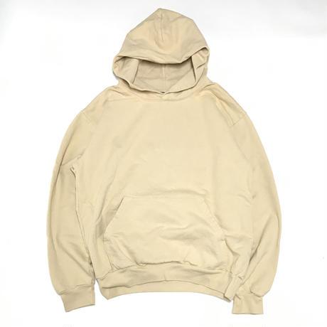 LOSANGELS APPAREL 14oz Garment Dye Hoodie - BEIGE