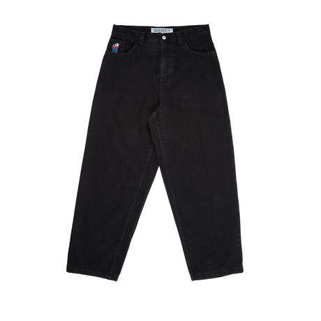POLAR SKATE CO BIG BOY JEANS-PITCH BLACK
