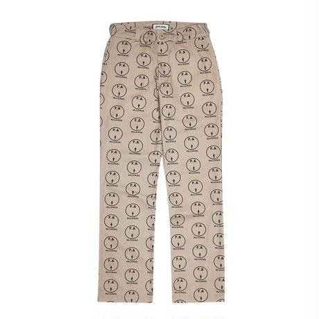 FUCKING AWESOME FA Records Pants - Khaki/Black