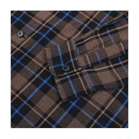 ONLY NY Mulberry Flannel Shirt - Pinecone